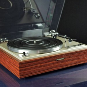 how to fix auto return on pioneer prelude 4000 turntable