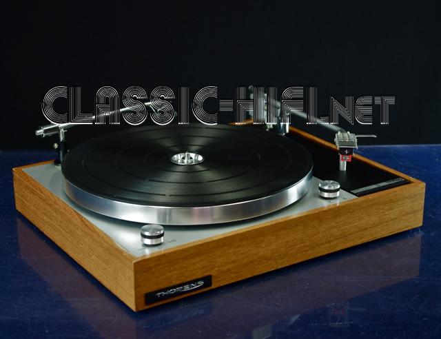 THORENS TD-150   Classic Hi-Fi