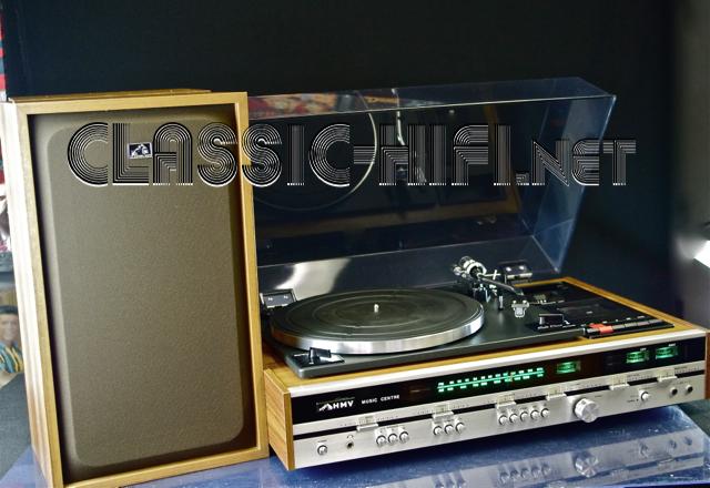 Hmv Music Centre Classic Hi Fi