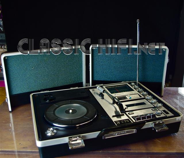 Sanyo G 2615n 2 Classic Hi Fi