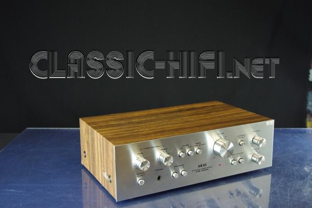 Akai Am 2200 Classic Hi Fi