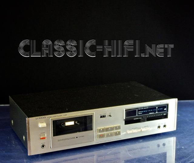 LUXMAN K-210   Classic Hi-Fi