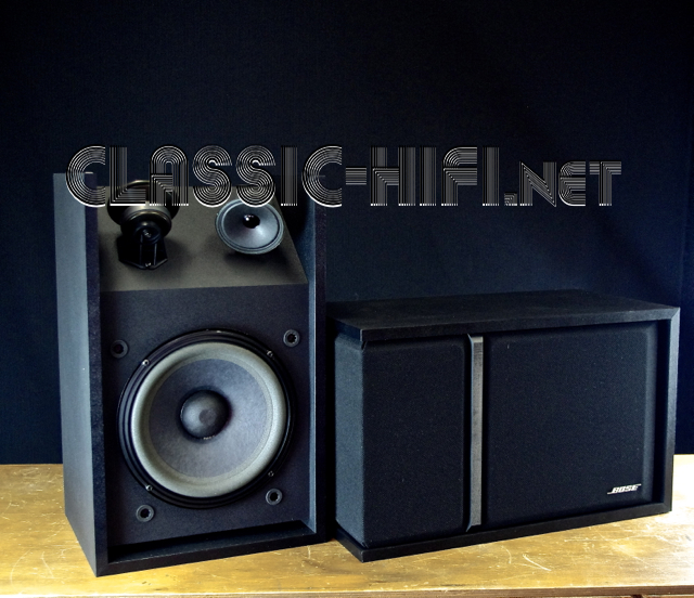 bose 301 series iii classic hi fi. Black Bedroom Furniture Sets. Home Design Ideas