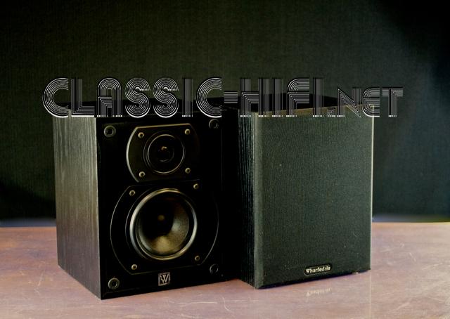 Wharfedale Diamond 3 Classic Hi Fi