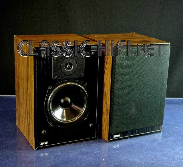 Jpw Mini Monitor Classic Hi Fi