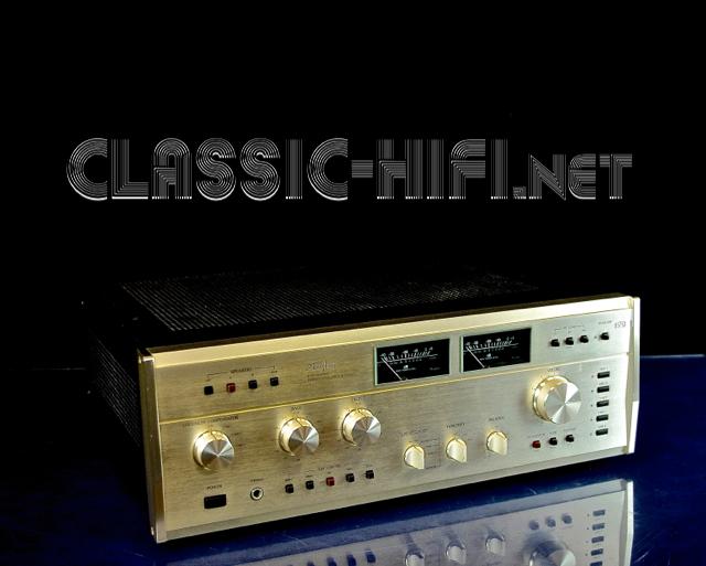 ACCUPHASE E 303X | Classic Hi-Fi