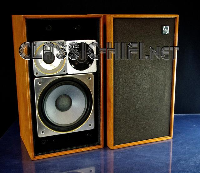 Wharfedale Linton Xp2 Classic Hi Fi