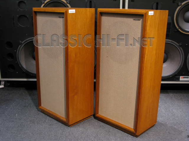 Tannoy Chatsworth Cabinets