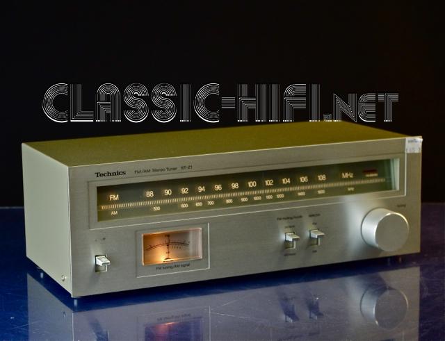 TECHNICS ST-Z1 | Classic Hi-Fi