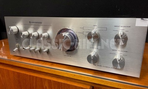 Kenwood KA-7100 Amp