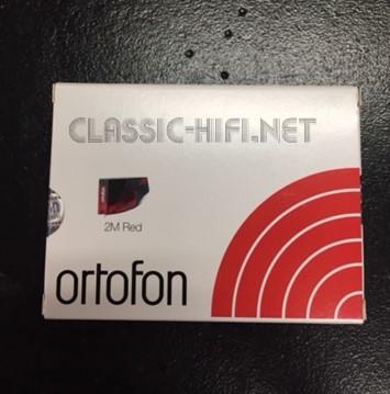 Ortofon 2m Red Cartridge & Stylus