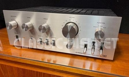 Pioneer SA-7500II Amp.6