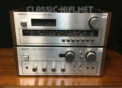 Sony TA-2650 & ST-2950