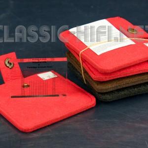 Classic HiFi Tone Arm VTA & Cartridge Azimuth Ruler