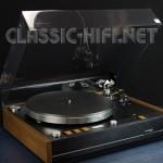 Classic HiFi Thorens TD 126 MKIII Electronic