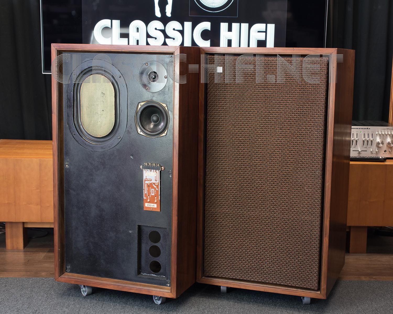 KEF BAILEY TRANSMISSION LINE   Classic Hi-Fi
