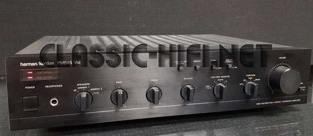 HARMAN KARDON PM 645Vxi | Classic Hi-Fi